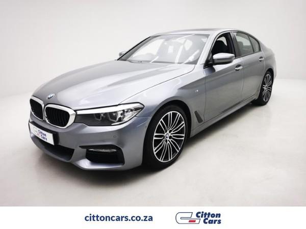 2017 BMW 5 Series 520d M Sport Gauteng Pretoria_0