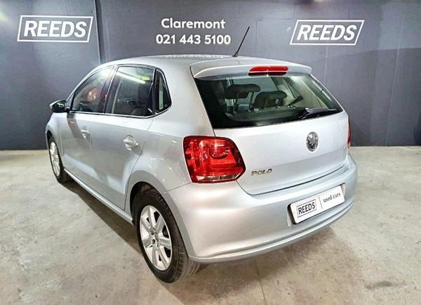 2011 Volkswagen Polo 1.4 Comfortline 5dr  Western Cape Claremont_0