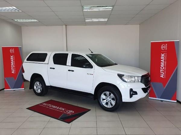 2019 Toyota Hilux 2.4 GD-6 SRX 4X4 Auto Double Cab Bakkie Western Cape Bredasdorp_0
