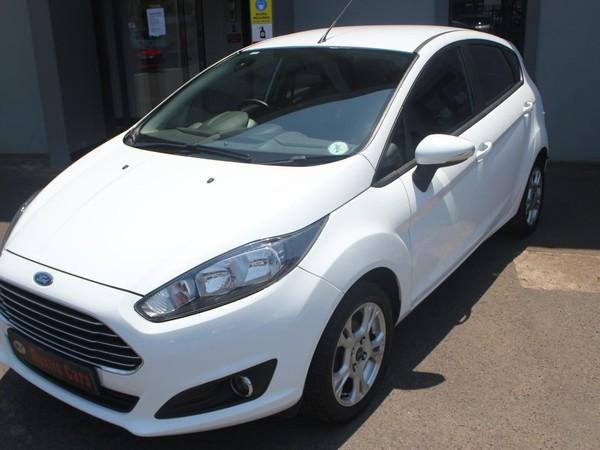 2015 Ford Fiesta 1.0 Ecoboost Trend 5dr  Kwazulu Natal Durban_0