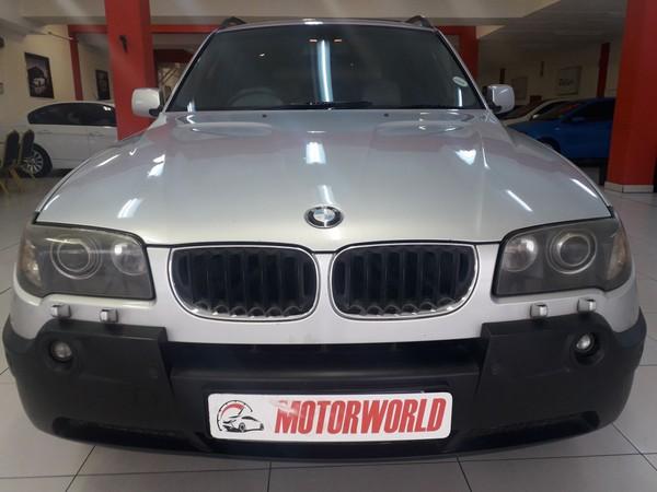 2004 BMW X3 2.5i At  Kwazulu Natal Durban_0