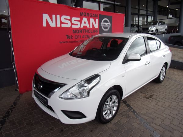 2019 Nissan Almera 1.5 Acenta Auto Gauteng Johannesburg_0