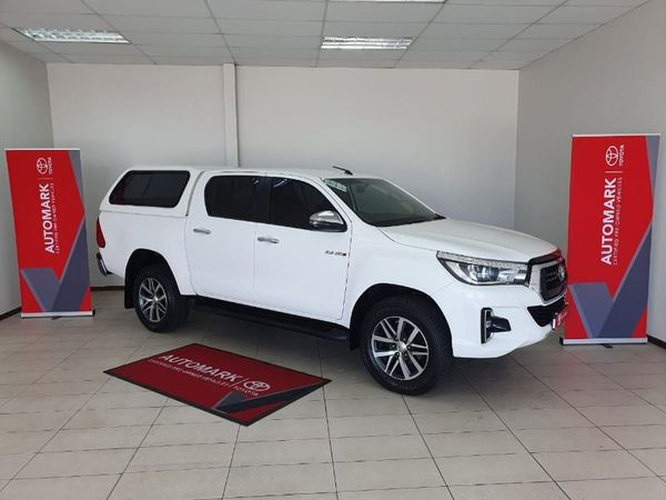 2019 Toyota Hilux 2.8 GD-6 Raider 4X4 Auto Double Cab Bakkie Western Cape Bredasdorp_0