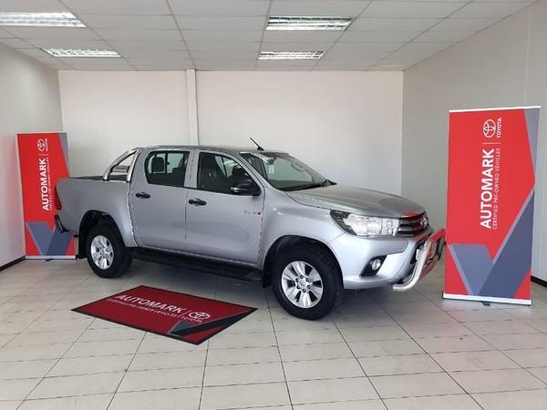 2018 Toyota Hilux 2.4 GD-6 RB SRX Double Cab Bakkie Western Cape Bredasdorp_0