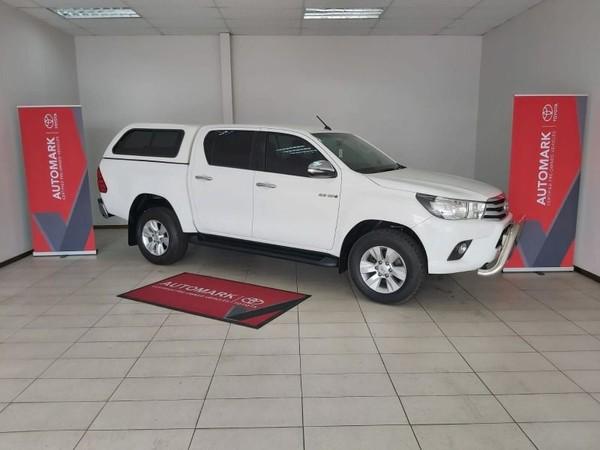 2017 Toyota Hilux 2.8 GD-6 RB Raider Double Cab Bakkie Western Cape Bredasdorp_0
