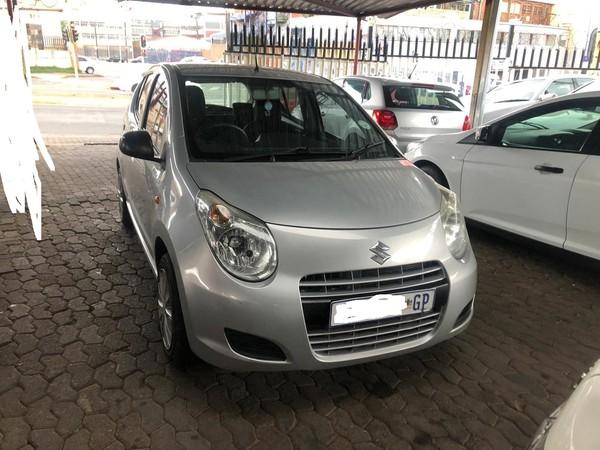 2011 Suzuki Alto 1.0 Gl  Gauteng Jeppestown_0