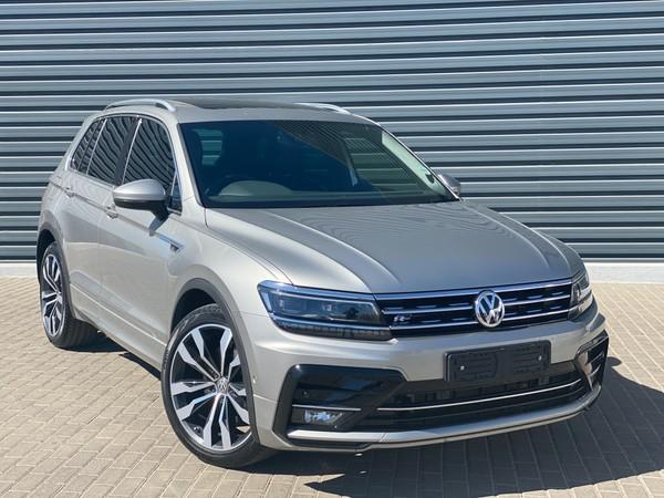 2017 Volkswagen Tiguan 2.0 TSI Highline 4MOT DSG Mpumalanga Evander_0