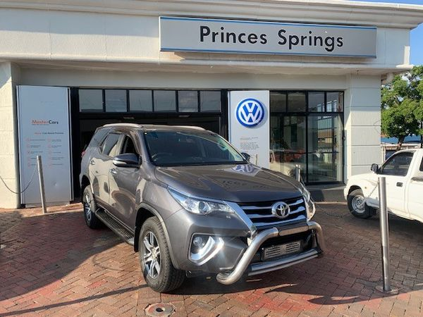 2016 Toyota Fortuner 2.4GD-6 RB Gauteng Springs_0