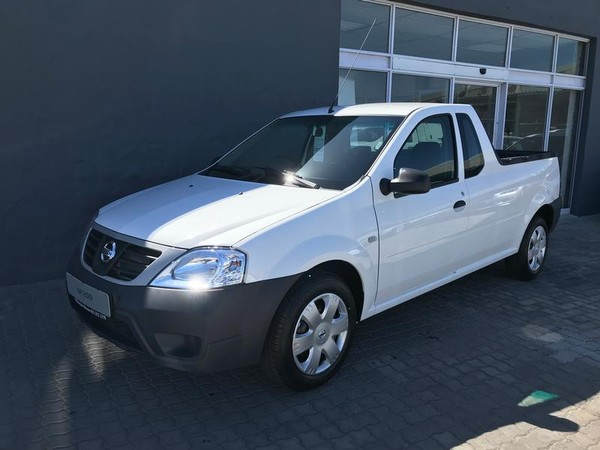 2020 Nissan NP200 1.6  Ac Safety Pack Pu Sc  Western Cape Milnerton_0