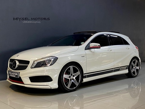 2013 Mercedes-Benz A-Class A 250 Sport At  Gauteng Vereeniging_0