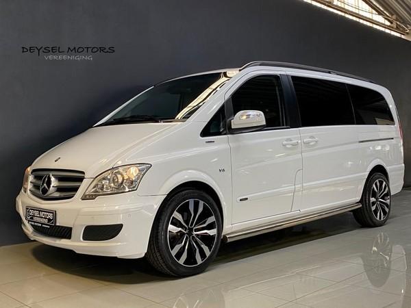 2013 Mercedes-Benz Viano 3.0 Cdi Ambiente At  Gauteng Vereeniging_0