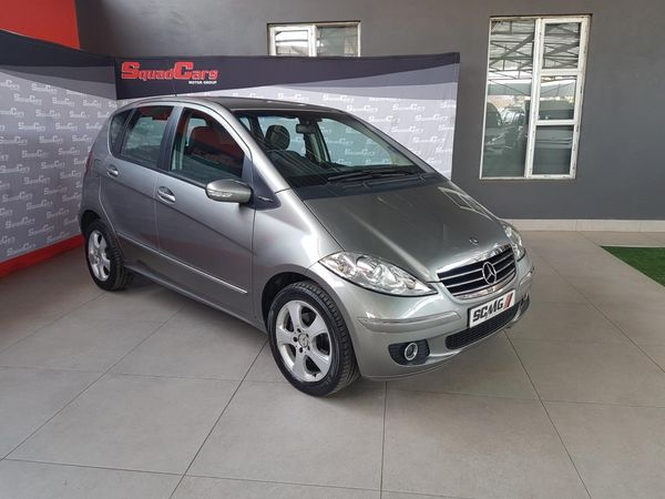 2005 Mercedes-Benz A-Class A 170 Avantgarde At  Gauteng Pretoria_0