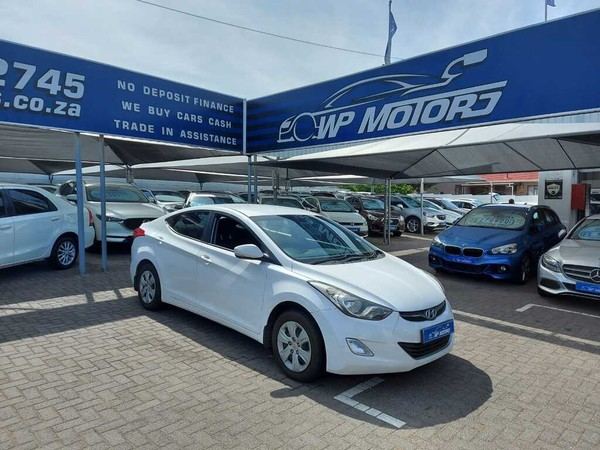 2014 Hyundai Elantra 1.6 Gls  Western Cape Bellville_0