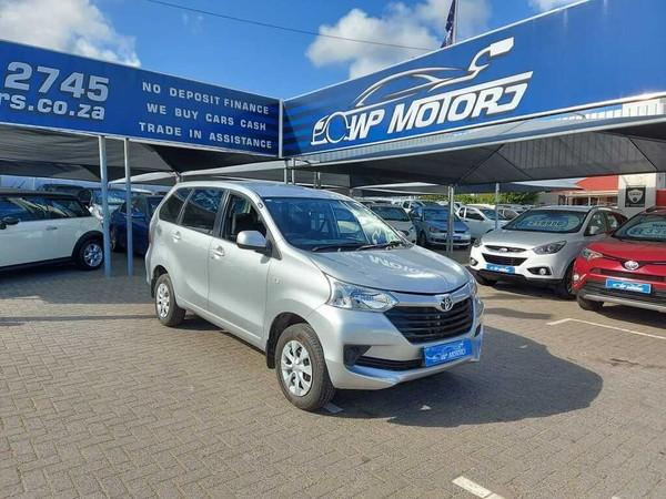 2018 Toyota Avanza 1.5 SX Western Cape Bellville_0