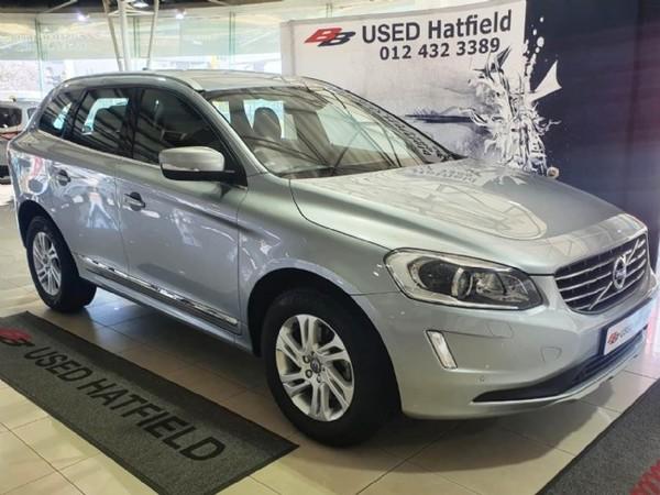 2016 Volvo XC60 D4 Momentum Geartronic Gauteng Hatfield_0