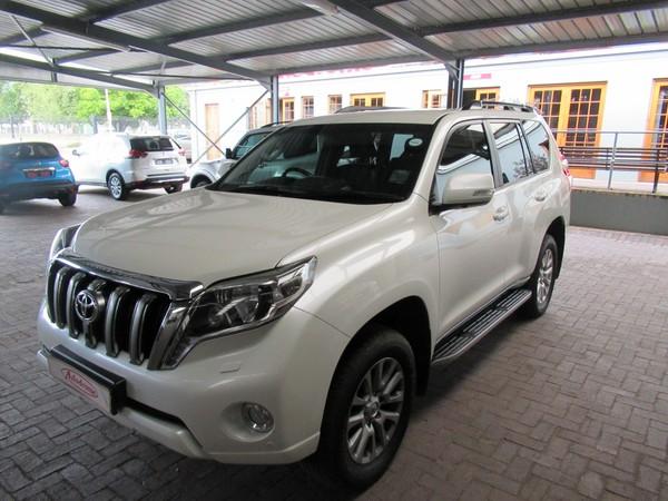 2014 Toyota Prado Vx 3.0 Tdi At  Western Cape Paarl_0