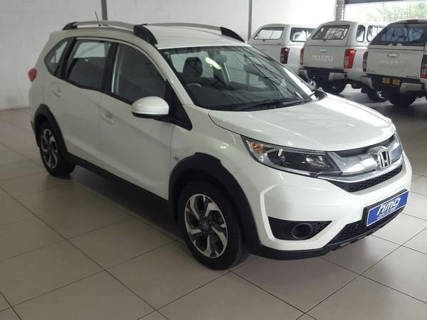 2018 Honda BR-V 1.5 Comfort CVT Western Cape Bellville_0