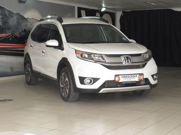2017 Honda BR-V 1.5 Elegance Kwazulu Natal Pietermaritzburg_0