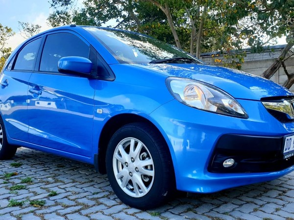 2014 Honda Brio 1.2 Comfort  Eastern Cape Port Elizabeth_0