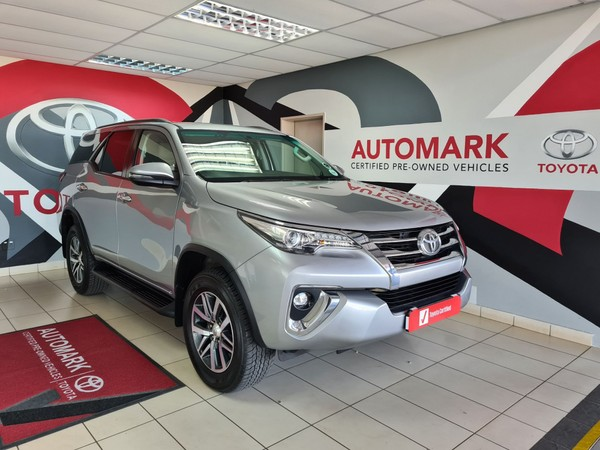 2017 Toyota Fortuner 2.8GD-6 RB Auto North West Province Lichtenburg_0