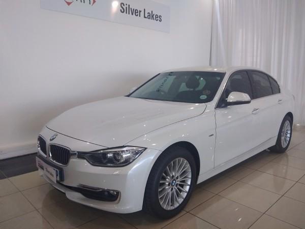 2014 BMW 3 Series 320d Luxury Line At f30  Gauteng Pretoria_0