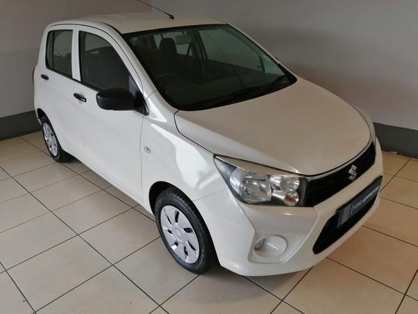 2019 Suzuki Celerio 1.0 GA Gauteng Johannesburg_0