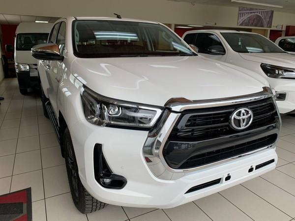 2020 Toyota Hilux 2.8 GD-6 Raider 4x4 Auto Double Cab Bakkie Kwazulu Natal Eshowe_0