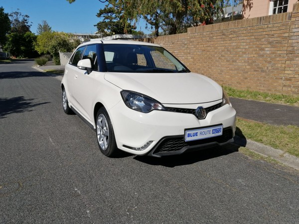 2016 MG MG3 1.5 Style Western Cape Cape Town_0