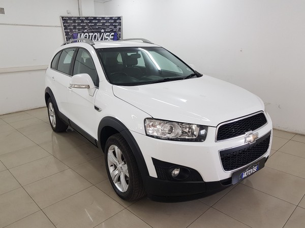 2011 Chevrolet Captiva 2.4 Lt At  Gauteng Vereeniging_0