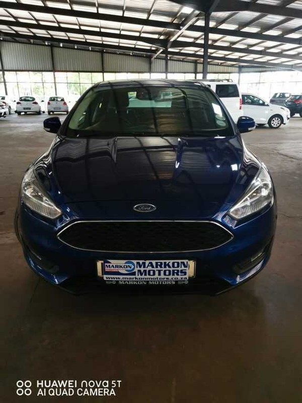 2016 Ford Focus 1.5 Ecoboost Trend Gauteng Springs_0