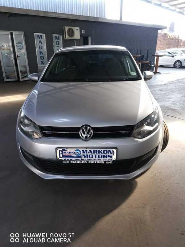 2012 Volkswagen Polo 1.6 Comfortline  Gauteng Springs_0