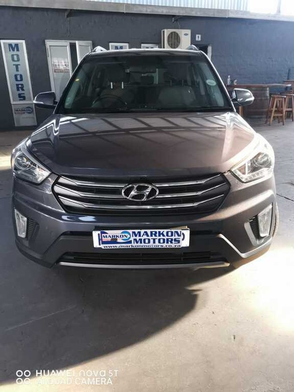 2018 Hyundai Creta 1.6D Executive Auto Gauteng Springs_0