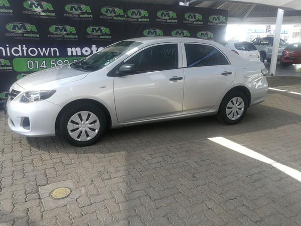 2014 Toyota Corolla Quest 1.6 Auto North West Province Rustenburg_0