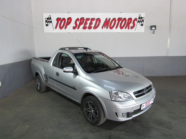 2008 Opel Corsa Utility 1.8 Sport Pu Sc  Gauteng Vereeniging_0