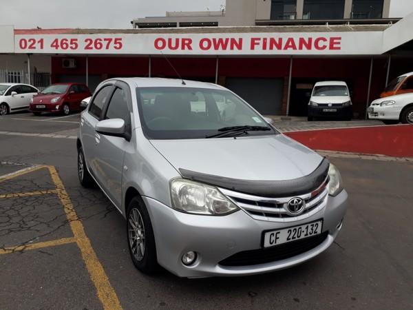 2014 Toyota Etios 1.5 Xs 5dr  Western Cape Cape Town_0