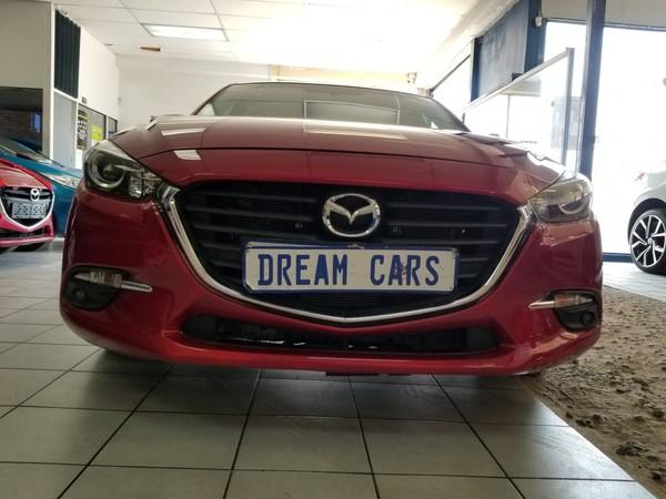 2019 Mazda 3 1.5 Active Gauteng Johannesburg_0
