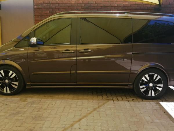 2013 Mercedes-Benz Viano 3.0 Cdi Avantgarde  Gauteng Pretoria_0