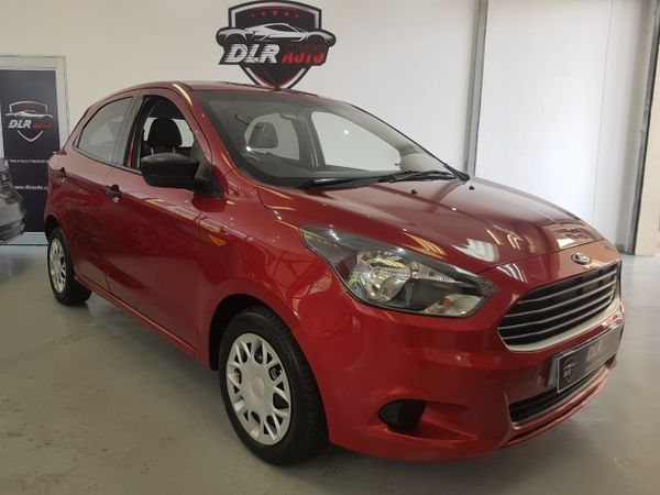 2017 Ford Figo 1.5 Ambiente 5-Door Kwazulu Natal Umhlanga Rocks_0