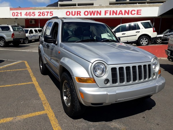 2006 Jeep Cherokee 3.7 Sport At  Western Cape Cape Town_0