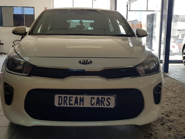 2019 Kia Rio 1.4 LX Auto 5-Door Gauteng Johannesburg_0