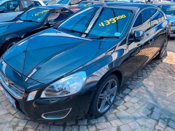 2013 Volvo S60 T5 Elite Powershift Gauteng Boksburg_0