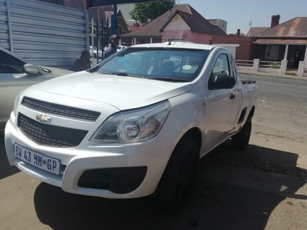 2013 Chevrolet Corsa Utility 1.4 Ac Pu Sc  Gauteng Johannesburg_0