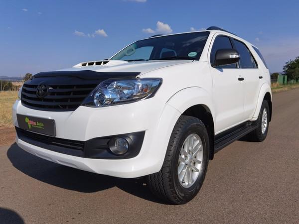 2015 Toyota Fortuner 2.5d-4d Rb  North West Province Rustenburg_0