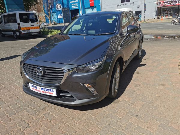 2016 Mazda CX-3 2.0 Dynamic Auto Gauteng Johannesburg_0