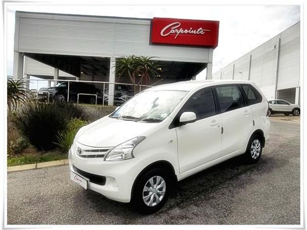2015 Toyota Avanza 1.5 SX Auto Western Cape George_0