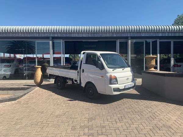2018 Hyundai H100 Bakkie 2.6d Fc Ds  Mpumalanga Delmas_0