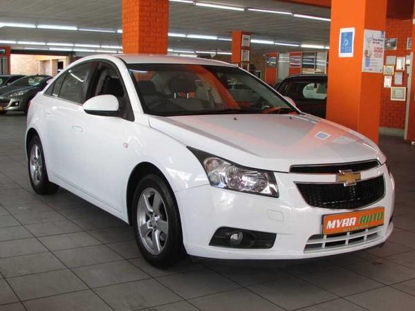 2012 Chevrolet Cruze 1.6 Ls  Western Cape Cape Town_0