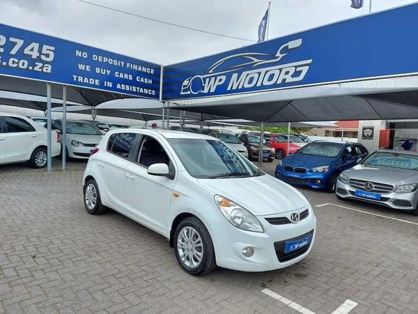 2011 Hyundai i20 1.4  Western Cape Bellville_0