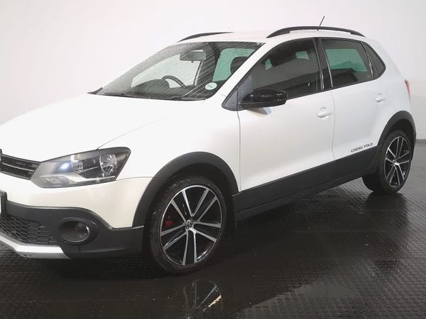 2014 Volkswagen Polo 1.6 Cross 5dr  Gauteng Johannesburg_0
