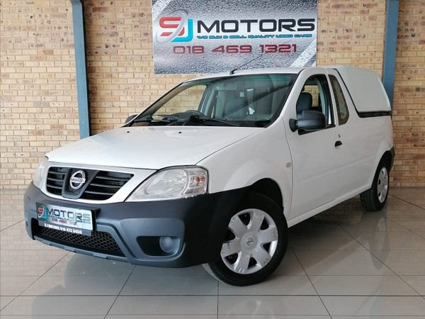 2014 Nissan NP200 1.6 Ac Pu Sc  North West Province Orkney_0